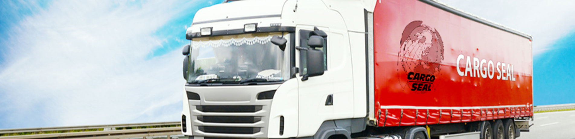 LKW Transport Cargo Seal